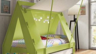 Kids-Tent-Cabin-Canopy-Bed