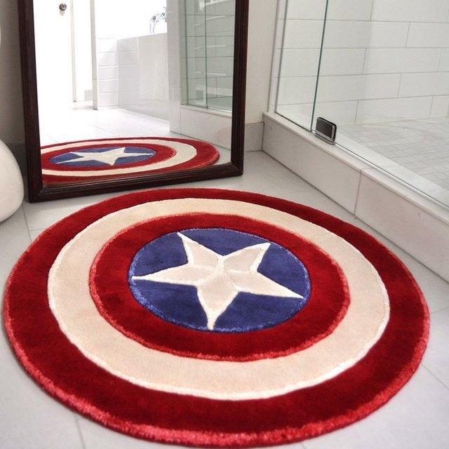 Le Tapis 171 Captain America 187 Mygadget