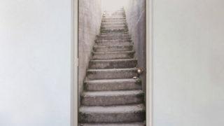 stairs-door-cover